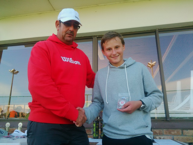 3de Place Boys  Open Section - Emile Strydom